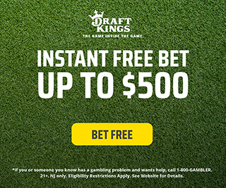 instant free bet up to $500