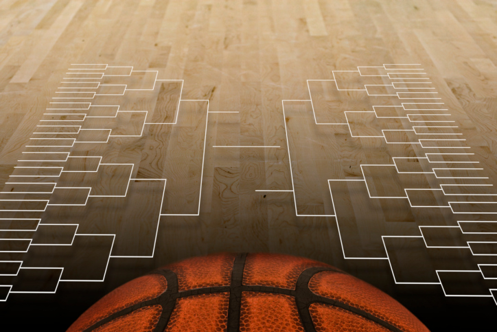 NCAA Tournament Bracket-caster - AccuScore